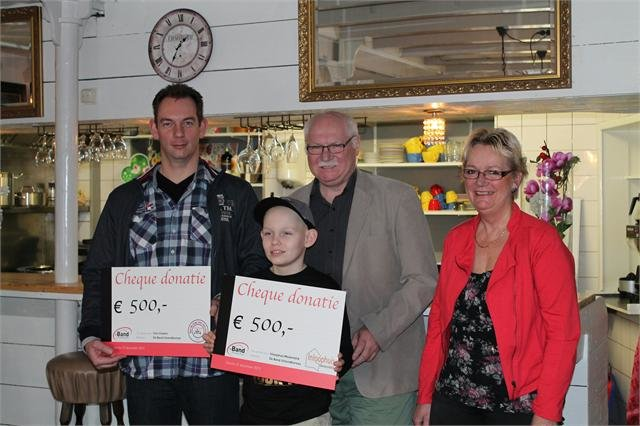 cheque voor cliniclowns